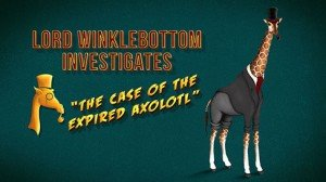 Lord Winklebottom Investigates Box Cover
