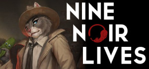 Nine Noir Lives Box Cover