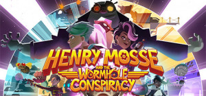 Henry Mosse and the Wormhole Conspiracy Box Cover