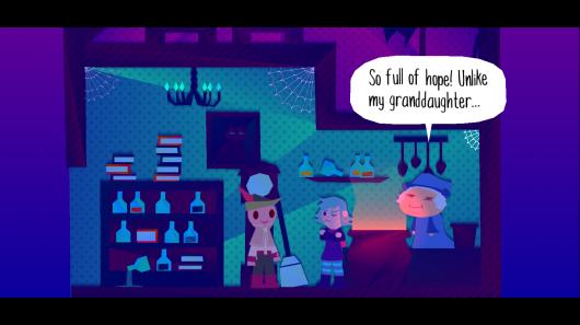 Screenshot for Wandersong 5