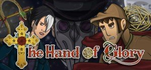 The Hand of Glory Box Cover