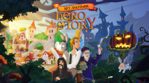 Yet Another Hero Story Box Cover