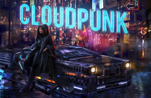 Cloudpunk Box Cover