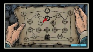 Lovecraft Quest – A Comix Game Screenshot #1