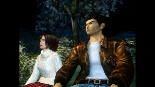 Screenshot for Shenmue 5