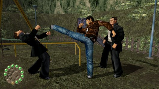 Screenshot for Shenmue 3