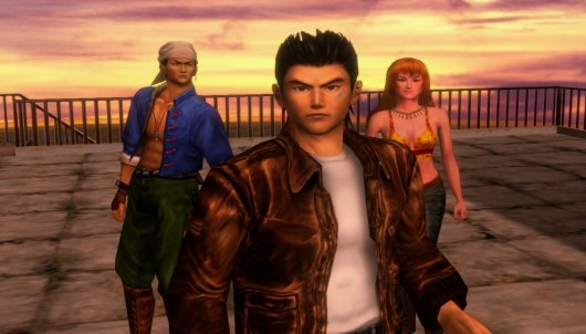 Screenshot for Shenmue 6