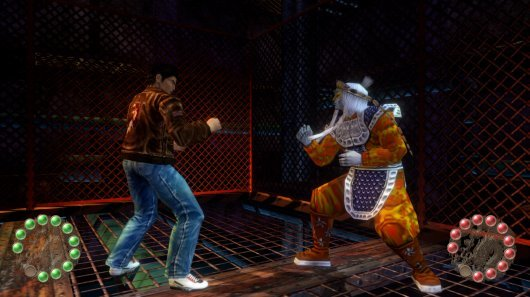 Screenshot for Shenmue II 3