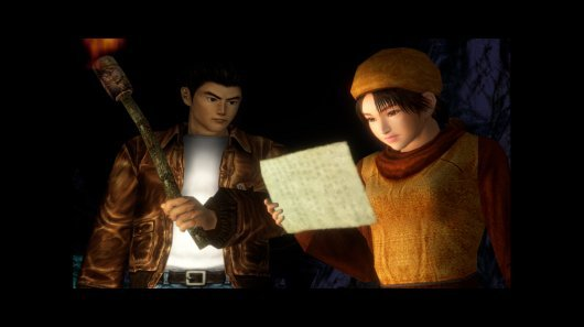 Screenshot for Shenmue II 4