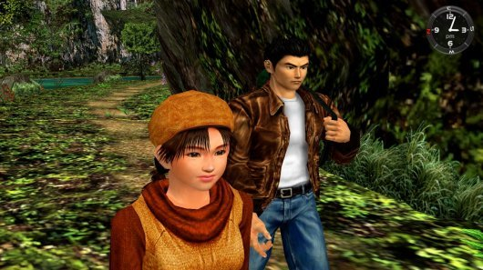 Screenshot for Shenmue II 2