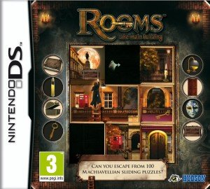 Rooms: The Main Building Box Cover