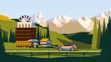 'Over the Alps - Screenshot #12