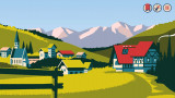 'Over the Alps - Screenshot #6