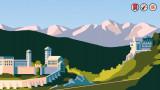 'Over the Alps - Screenshot #1
