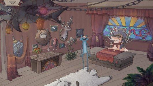 Screenshot for Chook & Sosig: Walk the Plank 3