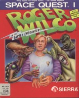 Space Quest I: Roger Wilco in the Sarien Encounter (SCI remake)