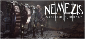 Nemezis: Mysterious Journey III Box Cover