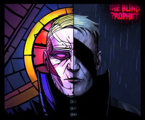 The Blind Prophet Box Cover