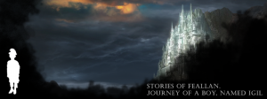 Stories of Feallan: Journey of a boy named Igil Box Cover