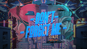 Don't forget me Box Cover