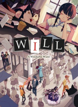 WILL: A Wonderful World Box Cover