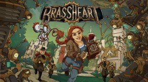 Brassheart Box Cover