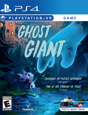 Ghost Giant Box Cover