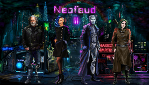 Neofeud 2 Box Cover