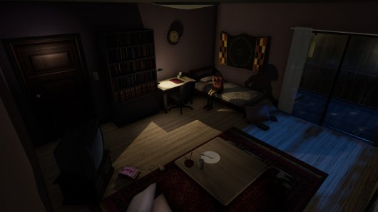 Screenshot for Yume Nikki – Dream Diary 1