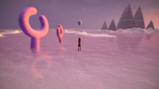 Screenshot for Yume Nikki – Dream Diary 3