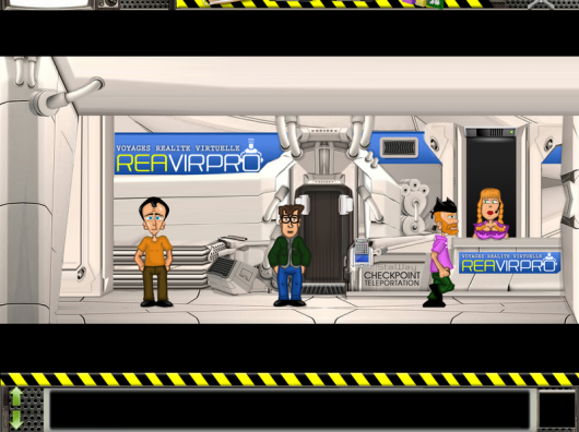 Screenshot for 3 GEEKS 1