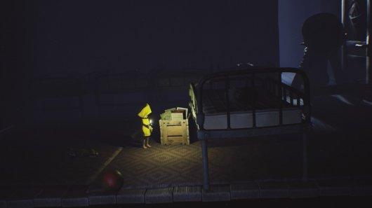 Screenshot for Little Nightmares 2