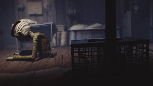 Screenshot for Little Nightmares 4