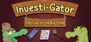 Investi-Gator: The Case of the Big Crime Box Cover