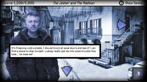 The Jester and the Madman Screenshot #1
