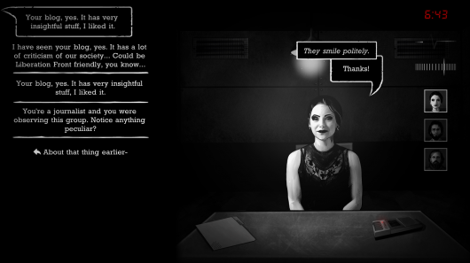 Screenshot for Interrogation: You will be deceived 4