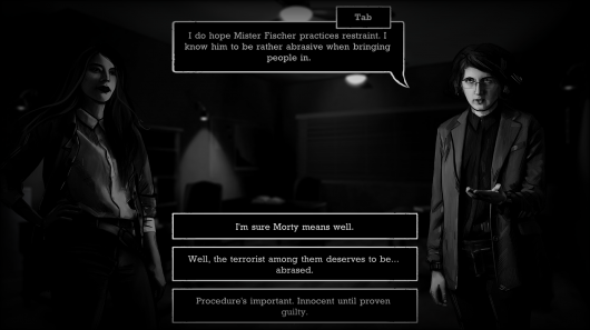Screenshot for Interrogation: You will be deceived 3