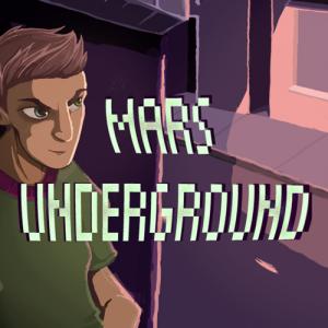 Mars Underground Box Cover