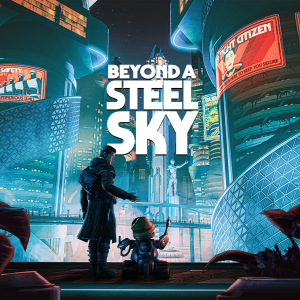 Beyond a Steel Sky Box Cover