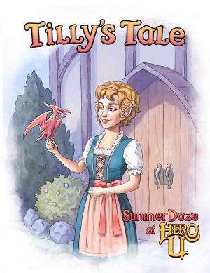 Summer Daze at Hero-U: Tilly's Tale Box Cover
