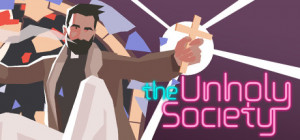 The Unholy Society Box Cover