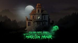 Pen & Paper Stories: Morriton Manor Box Cover