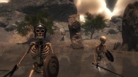 Screenshot für Argonus und die Götter des Steins 3