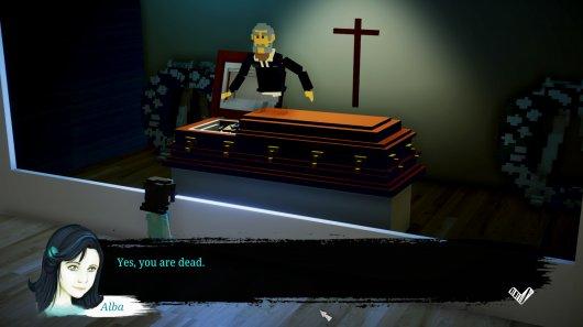 Screenshot for Demons Never Lie 1