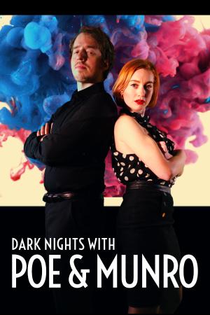 Dark Nights with Poe & Munro Box Cover