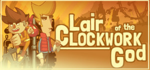 Lair of the Clockwork God Box Cover