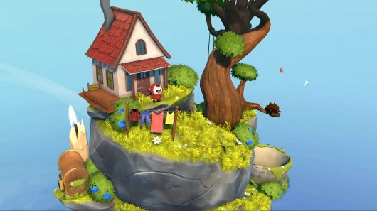 Screenshot for Curious Tale of the Stolen Pets, The 1