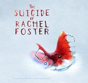 The Suicide of Rachel Foster Box Cover