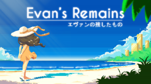 Evan's Remains Box Cover