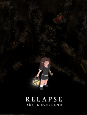 Relapse: The Neverland Box Cover